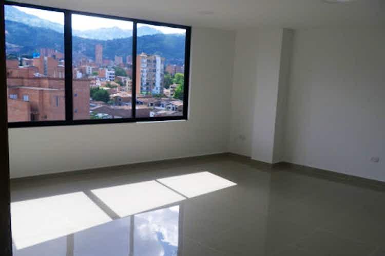 Portada Apartamento en Las Acacias, Laureles - 90mt, tres alcobas, balcón