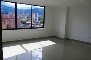 Apartamento en Las Acacias, Laureles - 90mt, tres alcobas, balcón