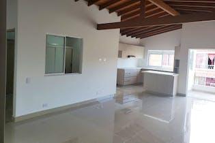 Apartamento en Santa Fe, Guayabal - 140mt, tres alcobas, balcón