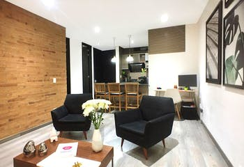 Apartamento en San Patricio, Bogotá - cómodo y moderno