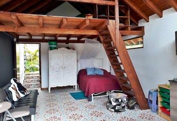 Casa (cabaña) en Guarne- 3200 mts2- 50 mts2 de construida,1 Habitación