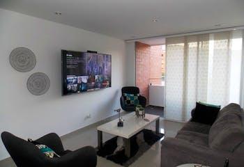 Apartamento en La Pilarica, Robledo - 87mt, tres alcobas, balcón