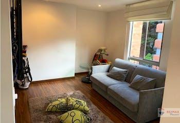 Apartamento en Rincon del Chicó-Bogotá, con 3 Habitaciones - 122 mt2.