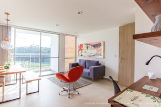 Apartamento en venta en Ojo De Agua de 2 hab. con Bbq...