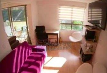 Apartamento de 84m2 en Loma los Bernal, Belén - con tres habitaciones