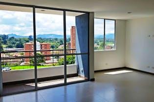 Apartamento En Rionegro-Riogrande, con 2 Habitaciones - 78mt2