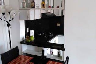 Apartamento en Viviendad del Sur, Itagui - 58mt, tres alcobas, balcón