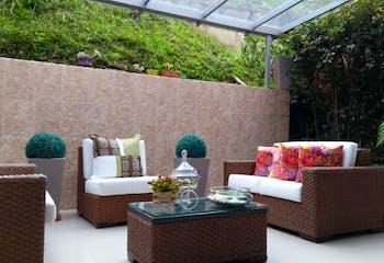 Apartamento en venta en Loma Del Atravezado, 207m² con Gimnasio...