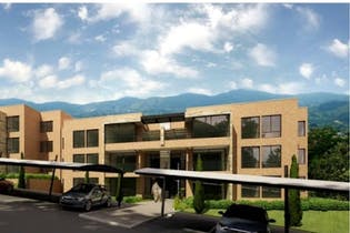 Apartamento en venta en Vía Montebello El Retiro 88m²