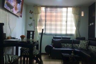 Apartamento En Bogota - Salitre, con tres habitaciones