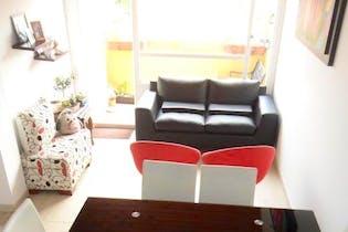 Apartamento En Bogota - Villas Del Mediterraneo-Usaquén, cuenta con dos habitaciones