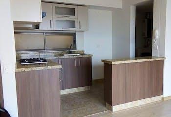 Apartamento en Pinar de Suba, Suba - 76mt, tres alcobas, balcón