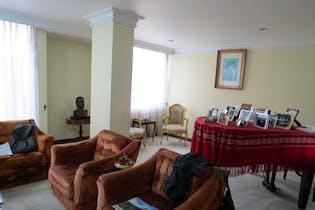 Apartamento En Bogota - Chico Norte, cuenta con dos niveles