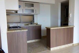 Apartamento en Pinar de Suba, Suba - 88mt, tres alcobas, balcón