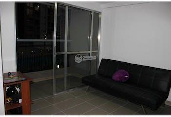 Apartamento en la Loma de los Bernal-Medellín, con 2 Habitaciones - 57 mt2.