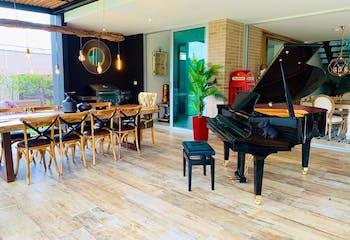 Casa en venta en Alto De Las Palmas Indiana, 2130m² con Solarium...