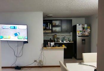 Apartamento en La Loma del Indio-Poblado, con 2 Habitaciones - 50 mt2.
