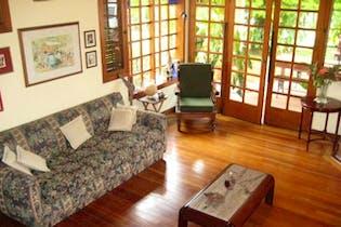 Casa en San Lucas, El Poblado, 3 Habitaciones- 2400m2.