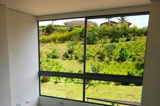 Apartamento en Rionegro-Llanogrande, con balcón - 62 mt2.