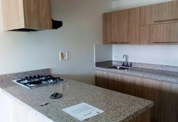 Apartamento en venta en Casco Urbano El Retiro, 61m²