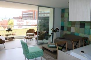 Apartaestudio en Rionegro-Porvenir, con Balcón - 62 mt2.