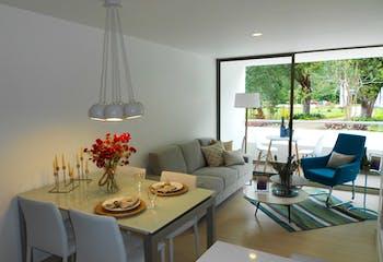 Apartamento en venta en Casco Urbano El Retiro de 2 hab. con Solarium...