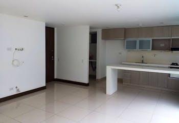 Apartamento de 93m2 en Loma de Cumbres, con tres habitaciones