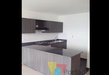 Apartaestudio en Los Balsos, Poblado - 54mt, una alcoba, balcón