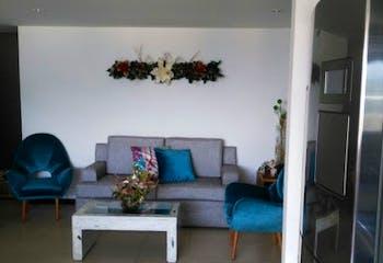 Apartamento en Suramerica, Itagui - 76mt, tres alcobas, balcón