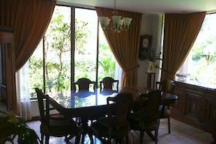 Casa en el Tesoro, Poblado, 4 Habitaciones- 290m2.
