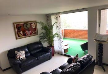 Apartamento en venta en San José de 3 hab. con Solarium...