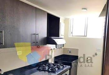 Apartamento en Palenque, Robledo - 60mt, tres alcobas, balcón