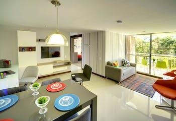 Ciudadela del Parque, Apartamentos nuevos en venta en Santa María con 2 habitaciones