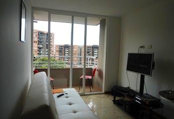 Apartamento en Rodeo Alto, Belen - 56mt, dos alcobas, balcón
