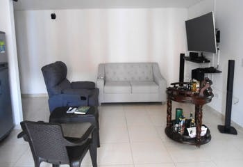 Apartamento en Rodeo Alto, Belen - 63mt, dos alcobas, balcón