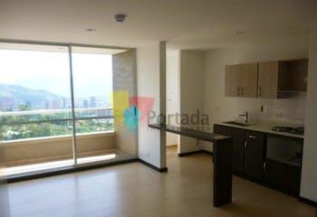 Apartamento en La Aldea, La Estrella - 80mt, tres alcobas, balcón