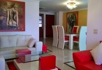 Penthouse en Los Almendros, Belen - 207mt, tres alcobas, terraza