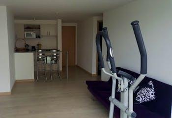 Apartamento en La Aldea, La EStrella - 82mt, tres alcobas, balcón