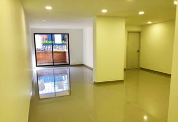 Apartamento en venta en El Poblado de 3 hab.