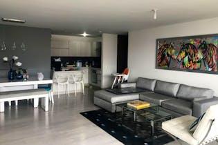 Apartamento en Loma del Atravezado, Envigado- 137mt, cuatro alcobas, balcón