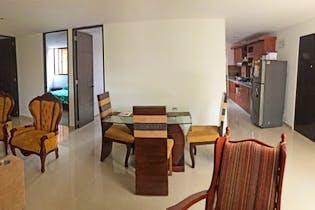 Apartamento en La Castellana, Laureles - 97mt, tres alcobas, balcón