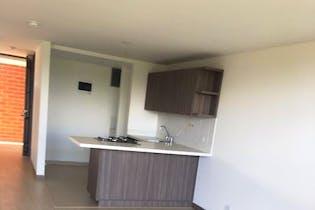 Apartamento en venta en El Porvenir de 2 alcobas