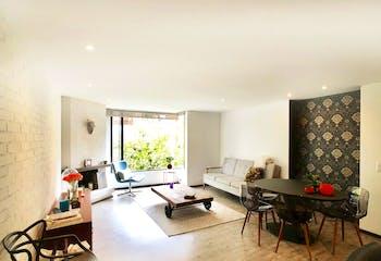 Apartamento de 80m2 en Rincón del Chico, Bogotá - remodelado