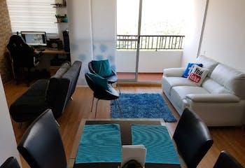 Apartamento en venta en Cabañitas de 3 habitaciones - 80 mt2.