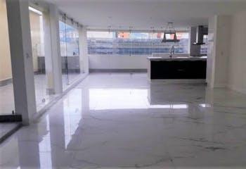 Apartamento en El Poblado-EL Campestre, con 4 Habitaciones - 400 mt2.