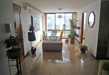 Apartamento en Laureles-Conquistadores, con 3 Habitaciones - 95 mt2.