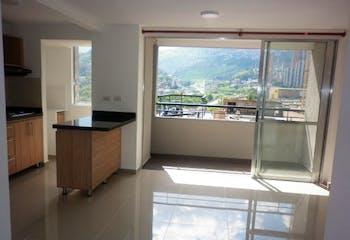 Apartamento en Robledo-San Germán, con 2 Habitaciones - 52 mt2.
