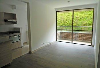 Apartamento de 55m2 en Las Lomitas, Sabaneta - con dos habitaciones