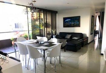 Apartamento en El Poblado-Castropol, con 3 Habitaciones - 123 mt2.