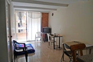 Apartamento en La Candelaria-El Chagualo, con 3 Habitaciones - 52 mt2.